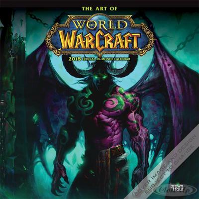 World of Warcraft 2018 Kalender