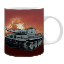World of Tanks Tasse