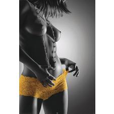 YELLOW HOTPANTS POSTER
