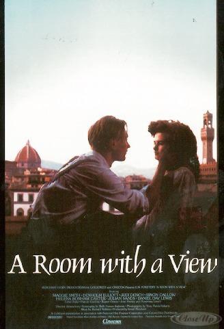 Zimmer mit Aussicht Poster