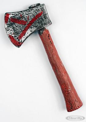 Zombiejäger Blutiges Beil | Garten > Gartengeräte