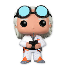 Back to the Future Pop! Movies Vinyl Figure