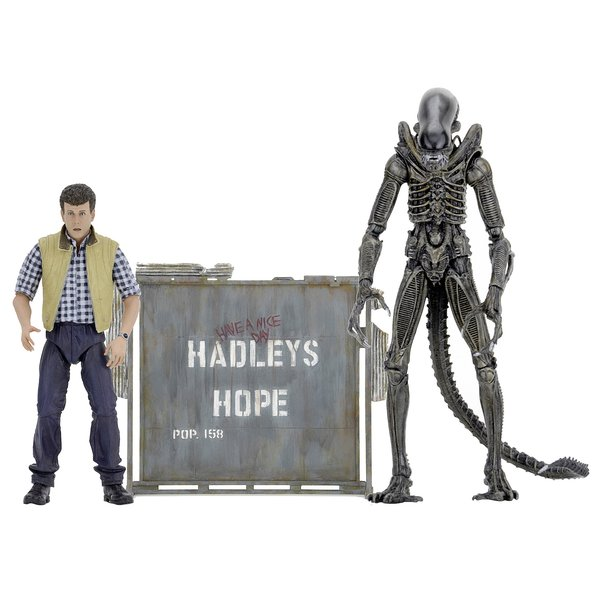 Aliens Actionfiguren 2-Pack