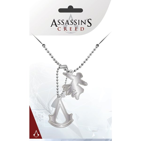 Assassin's Creed Dog Tag