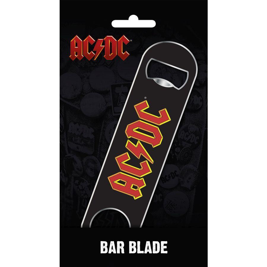 Acdc Bar Blade Flaschenöffner Logo