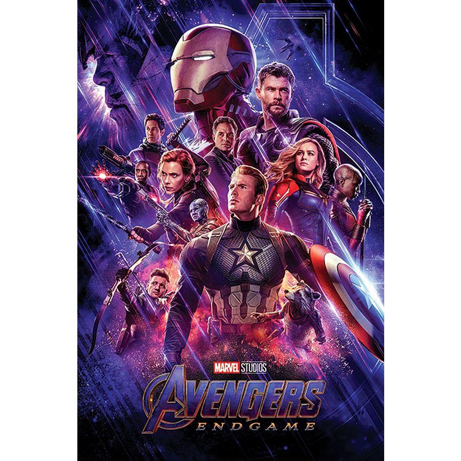 Avengers Endgame Poster One Sheet Poster Großformat Jetzt Im Shop