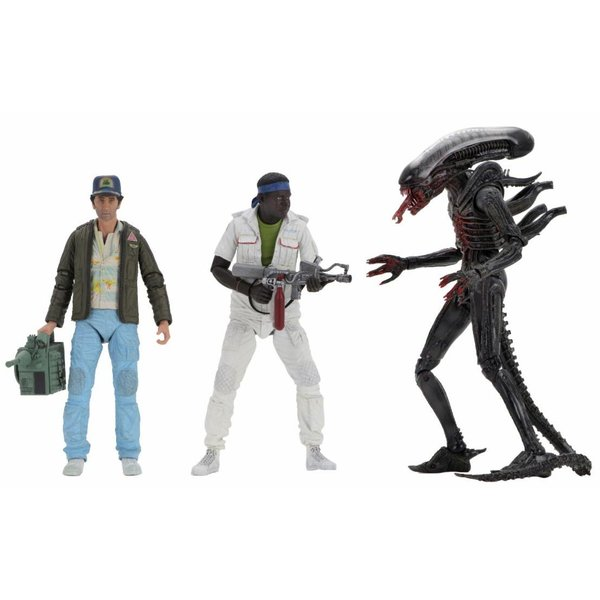 "Alien 7"" Actionfiguren"