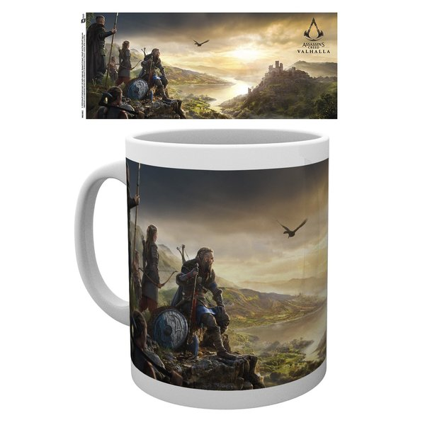 Assassins Creed Tasse Valhalla