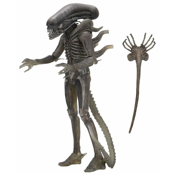 "Alien 7"" Wave 4 Actionfigur"