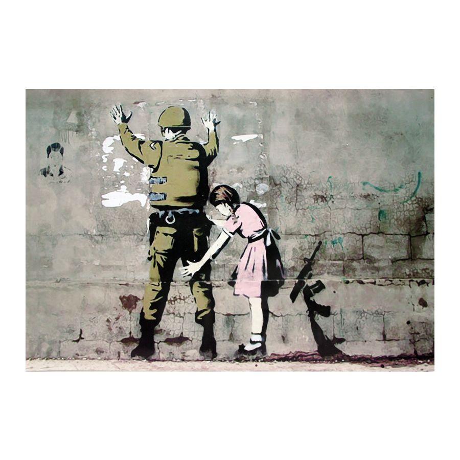Banksy Street Art Poster und Fanartikel bei » Close Up® kaufen.