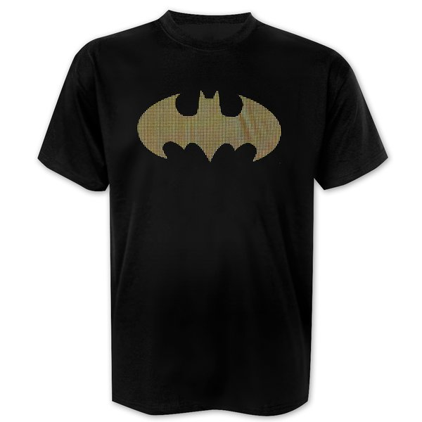 Batman 3 Colour Dots T-Shirt