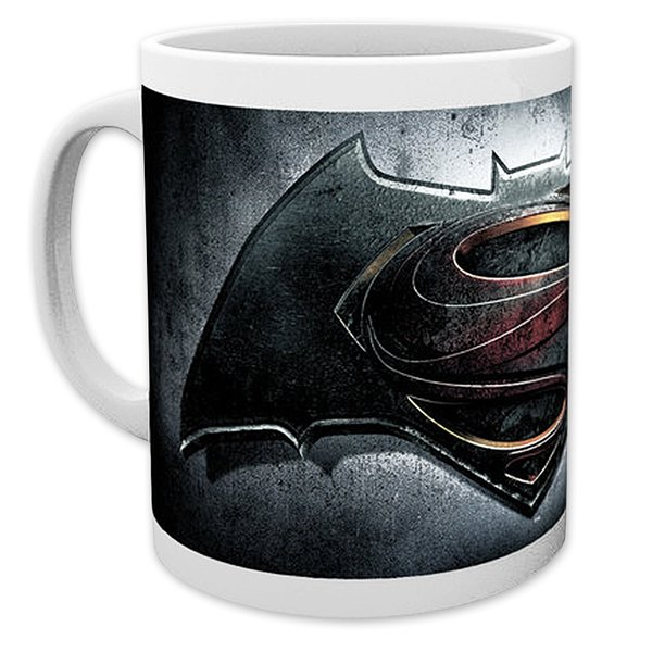 Batman vs Superman Tasse