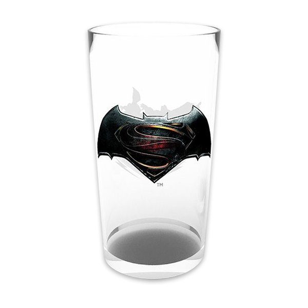 Batman vs Superman Glas