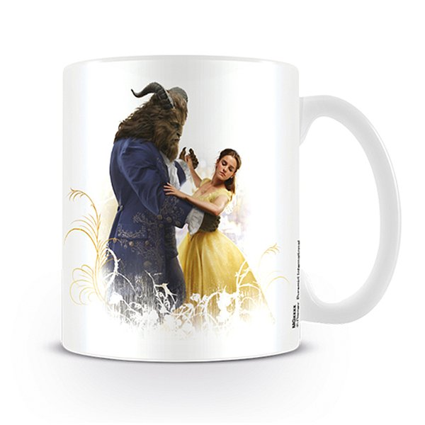 Beauty and the Beast Tasse