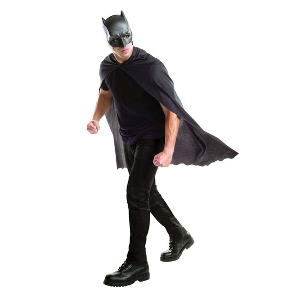 Batman Maske & Cape Set