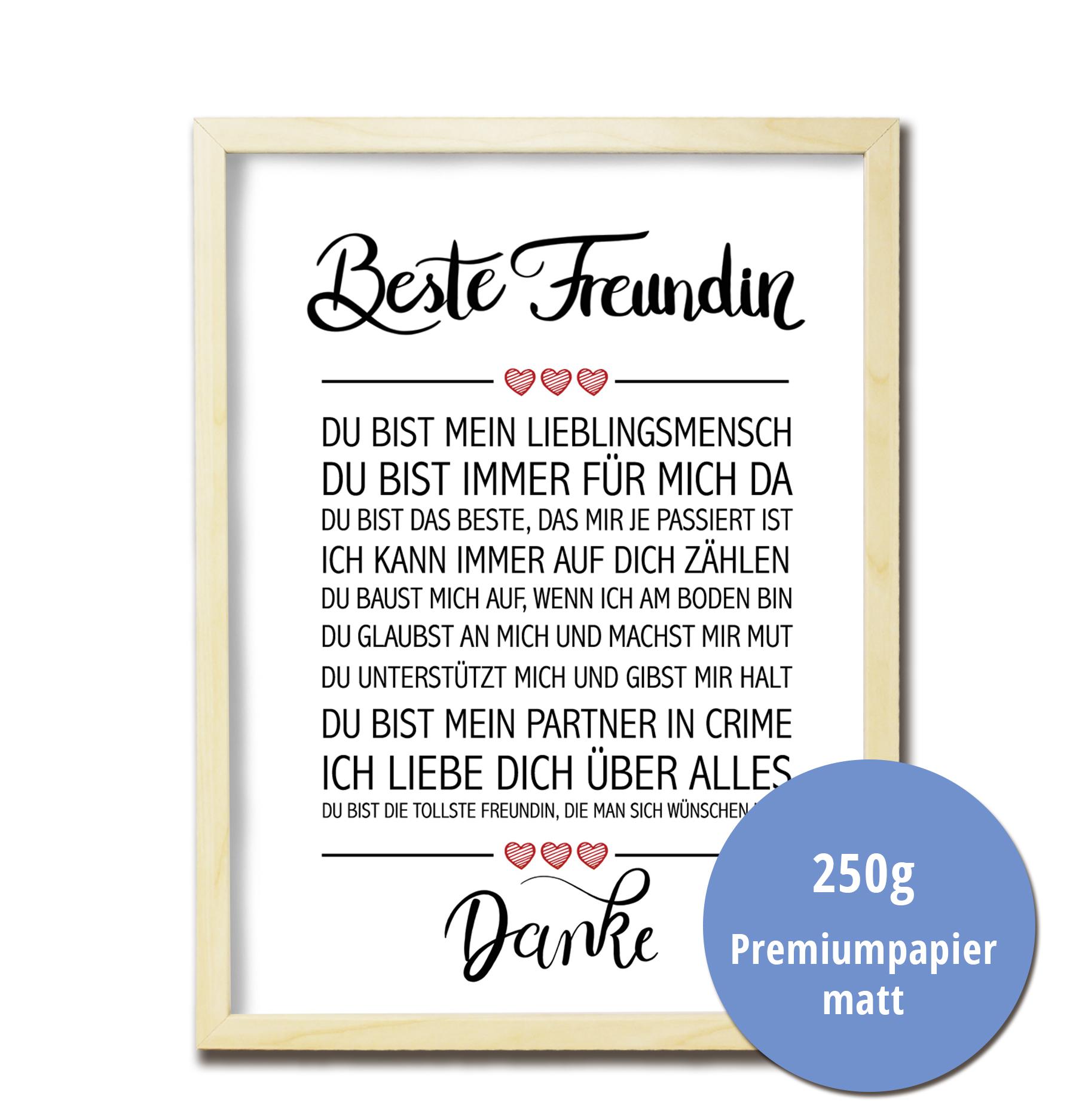 Beste Freundin Kunstdruck Kunstdrucke Jetzt Im Shop Bestellen