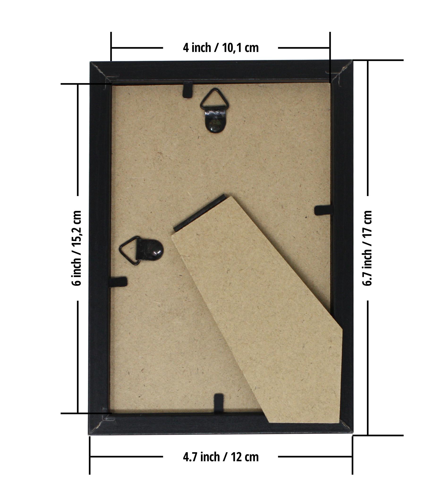 Bilderrahmen Set 20 x 20 cm
