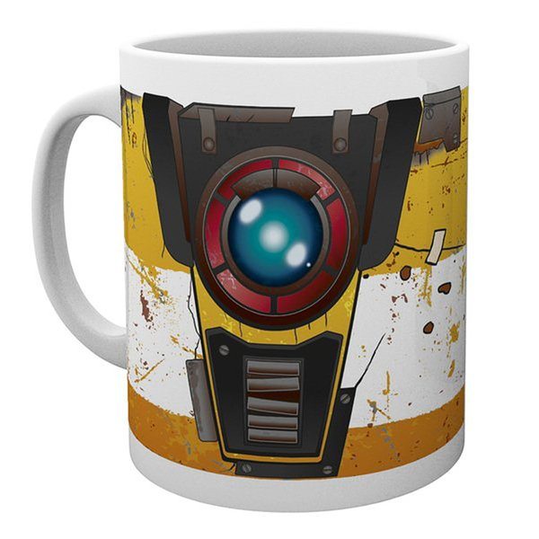 Borderlands 3 Tasse Claptrap
