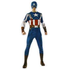 captain america schild 60cm durchmesser tolles kost m. Black Bedroom Furniture Sets. Home Design Ideas