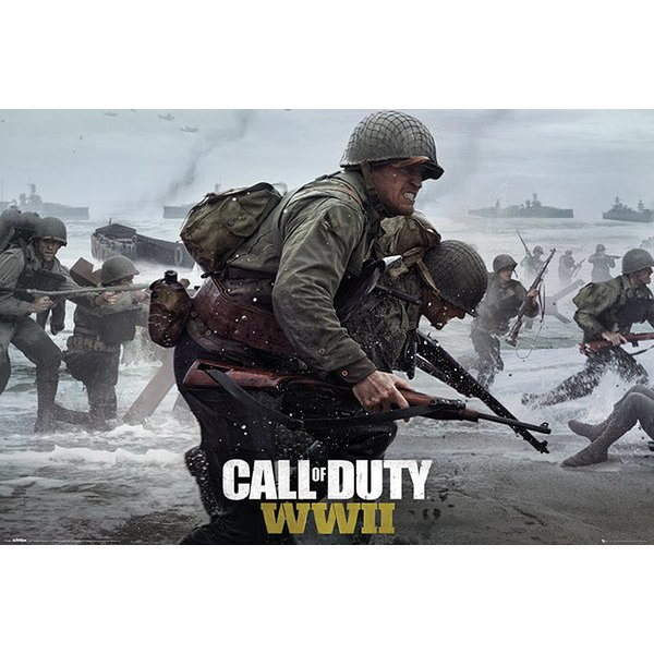 Call of Duty WWII Stronghold
