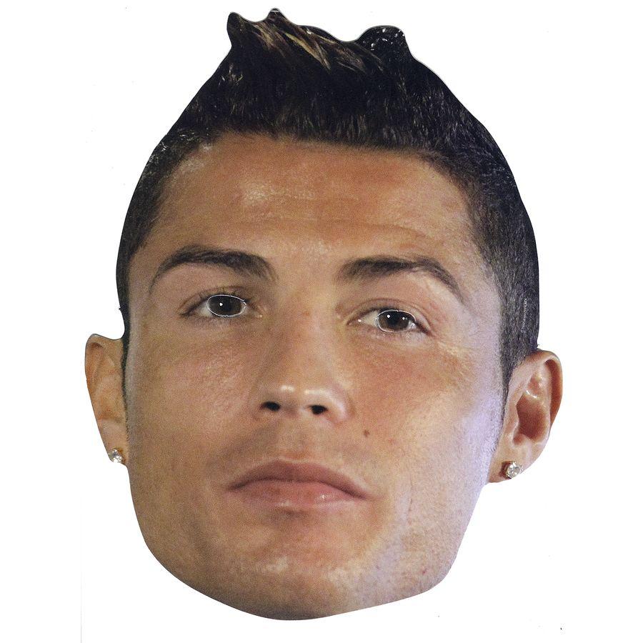 Cristiano Ronaldo Party Maske Kostüme Co Jetzt Im Shop