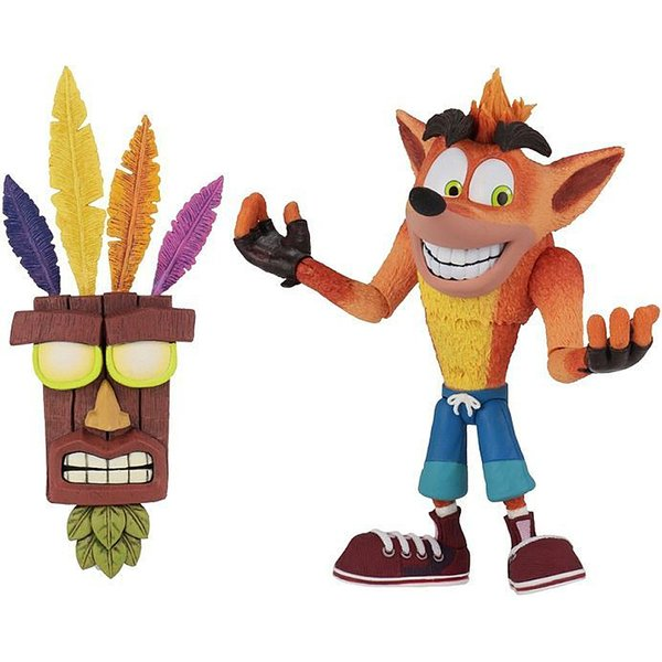 Crash Bandicoot Actionfigur