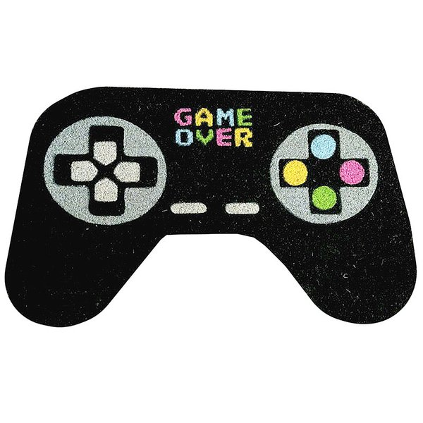 Controller Fußmatte Game Over