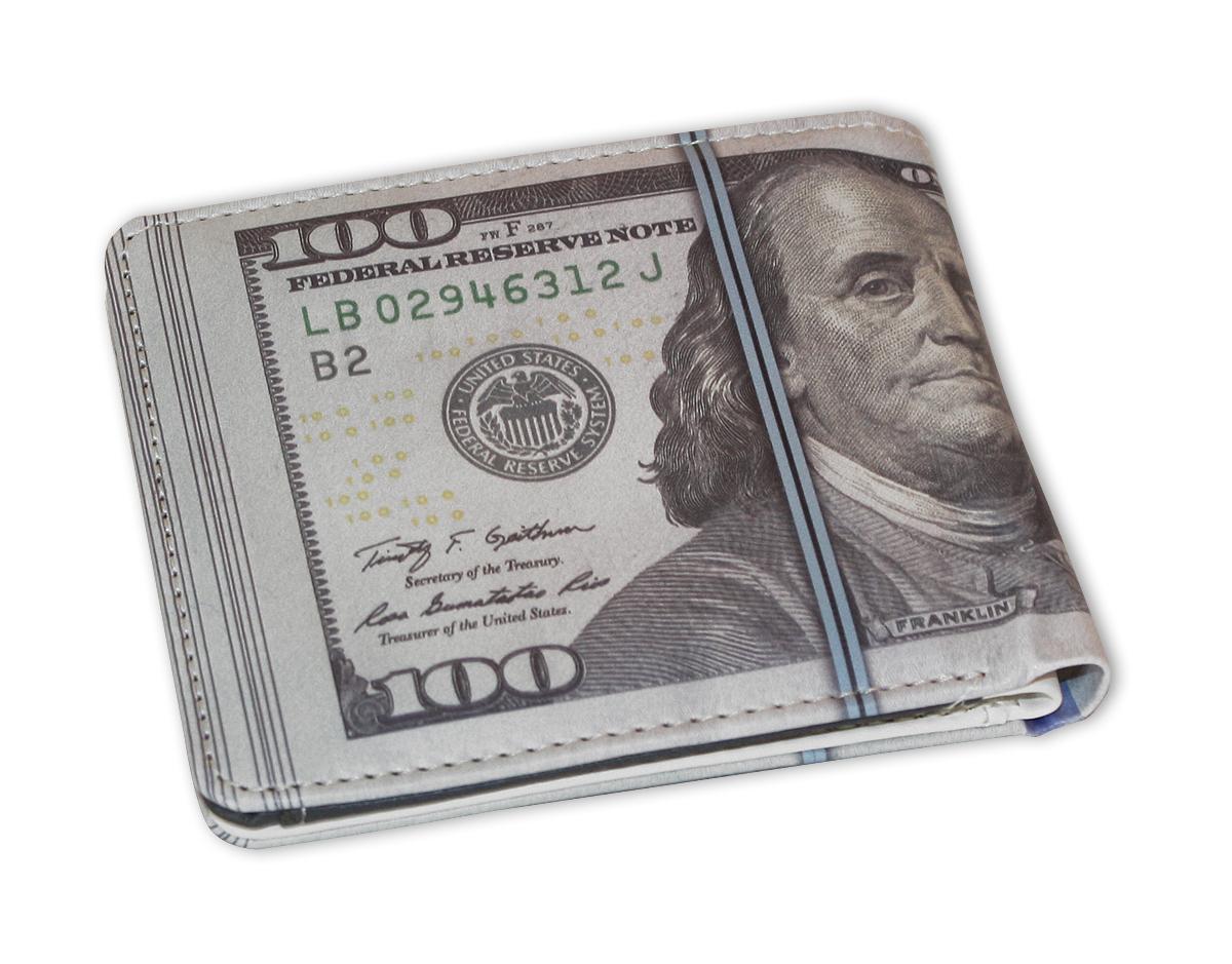 Dollarschein Geldbeutel