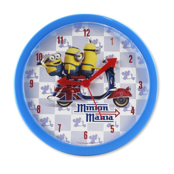 Despicable Me Wanduhr