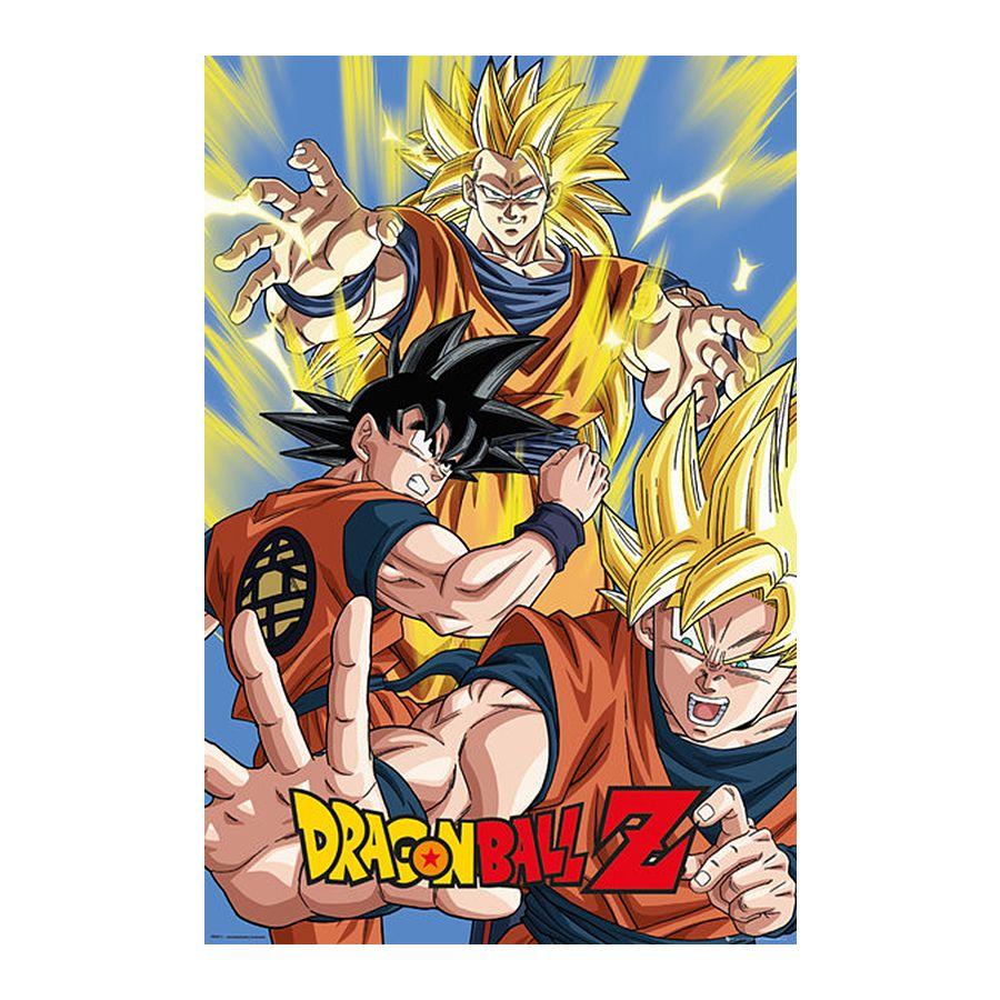 Poster Und Fanartikel Zu Dragonball Z Manga Bei Close Up Kaufen