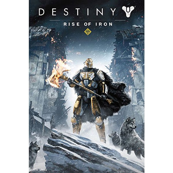 Destiny Poster Rise Of Iron
