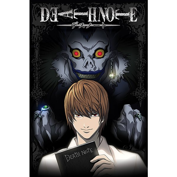 Death Note Poster From The
