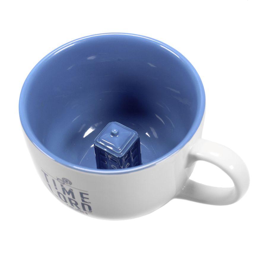 Doctor Who 3D Tasse Tardis Tassen, Gläser, Schalen jetzt