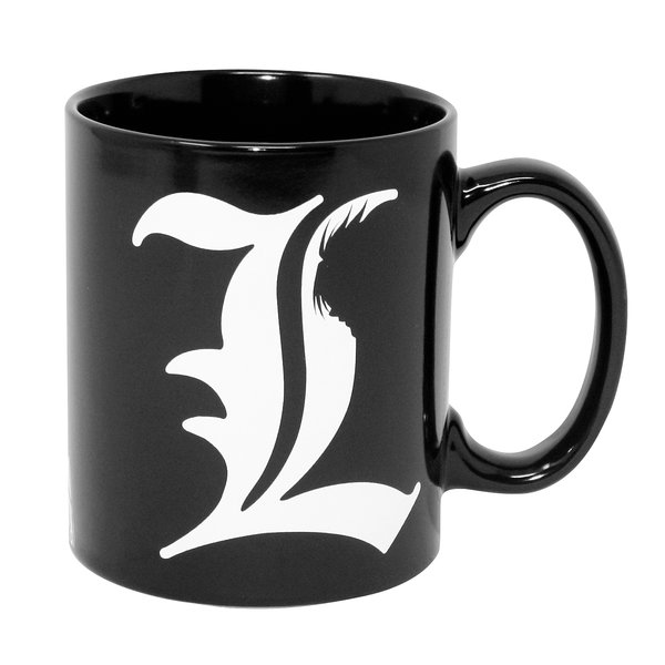 Death Note Tasse L & Rules