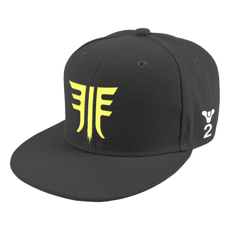 Destiny 2 Snapback Cap Forsaken Logo - Caps & Mützen jetzt im Shop ...