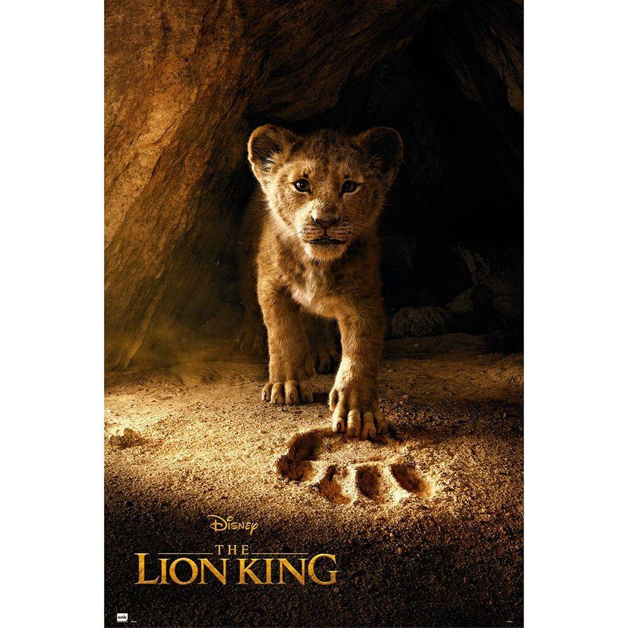 Disney Der König Der Löwen Poster Simba Poster Großformat Jetzt Im