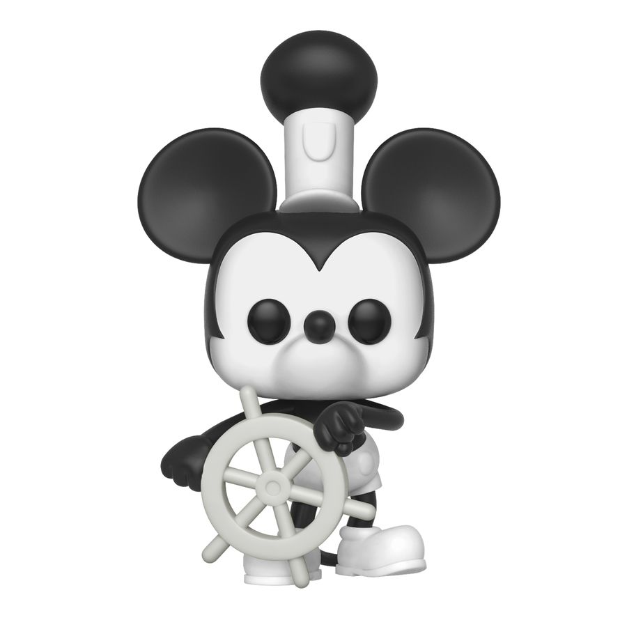 Disney Pop Vinyl Figur Steamboat Willie Büsten Jetzt Im Shop