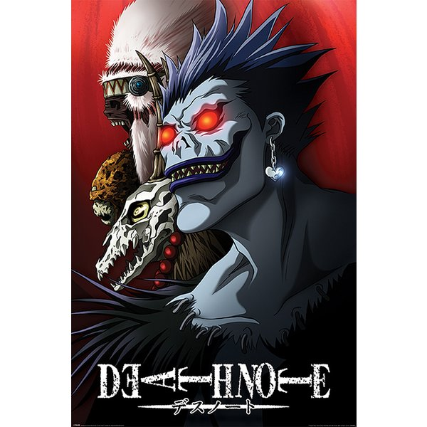 Death Note Poster Shinigami