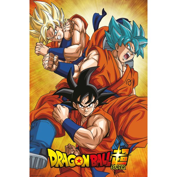 Dragon Ball Super Poster Goku