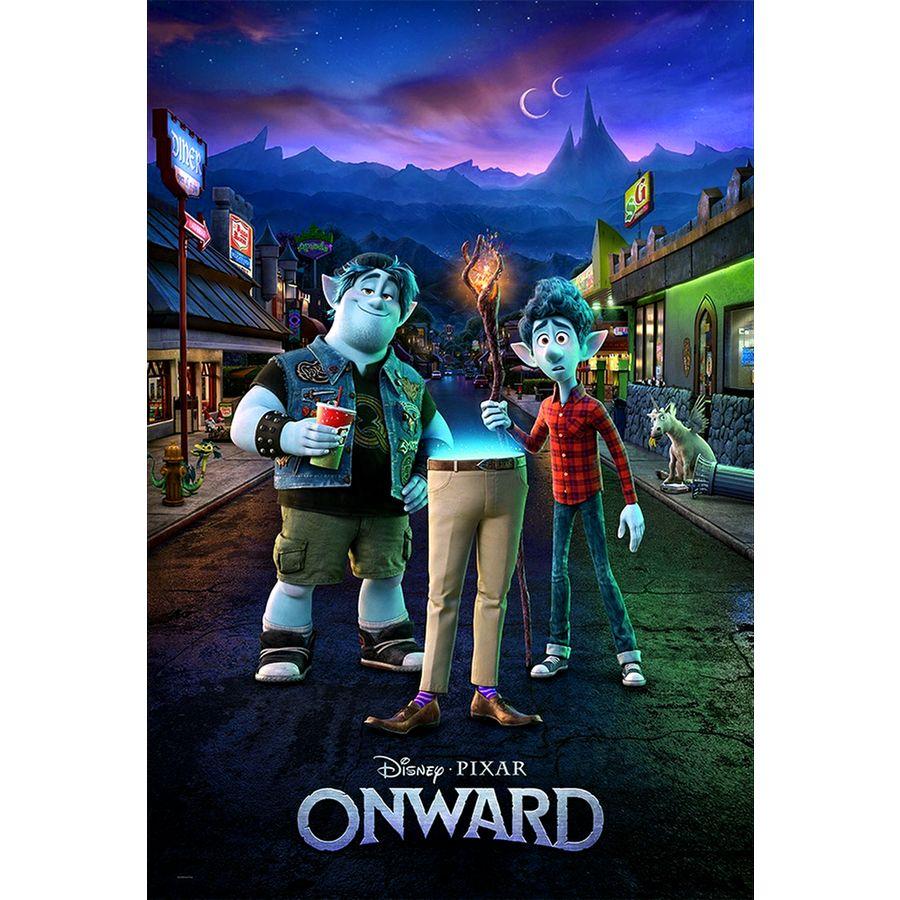 Onward - Keine halben Sachen: Das Buch ...
