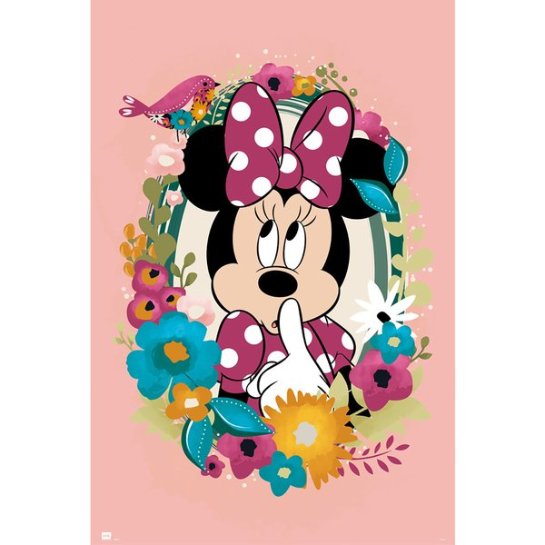 Disney Minnie Mouse Poster
