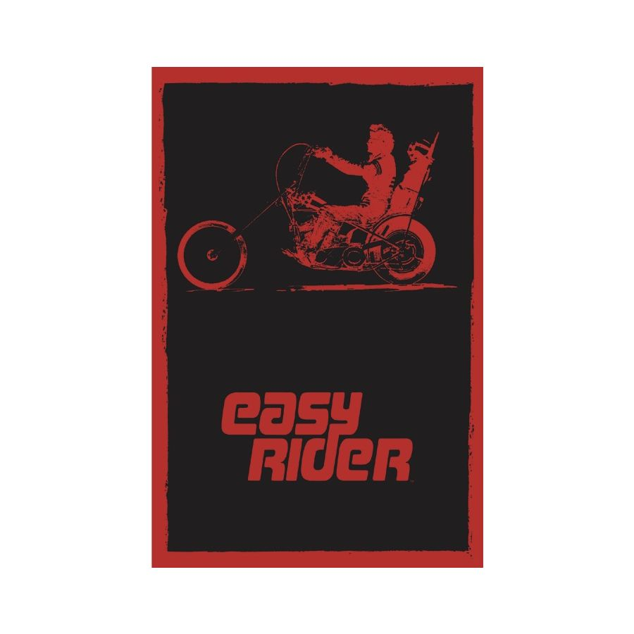 easy rider poster poster gro format jetzt im shop bestellen close up gmbh. Black Bedroom Furniture Sets. Home Design Ideas