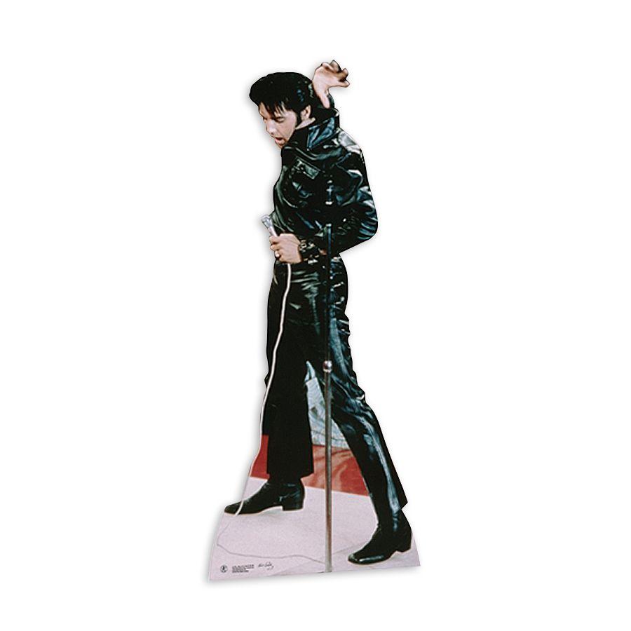 Elvis Presley Pappaufsteller Las Vegas Comeback 1968