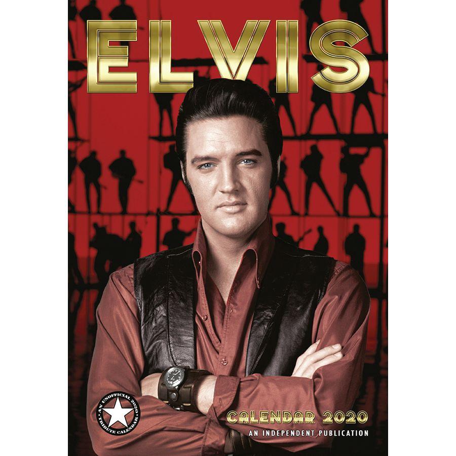 Elvis Presley Kalender 2020 Tributkalender Kalender 2019 Jetzt Im