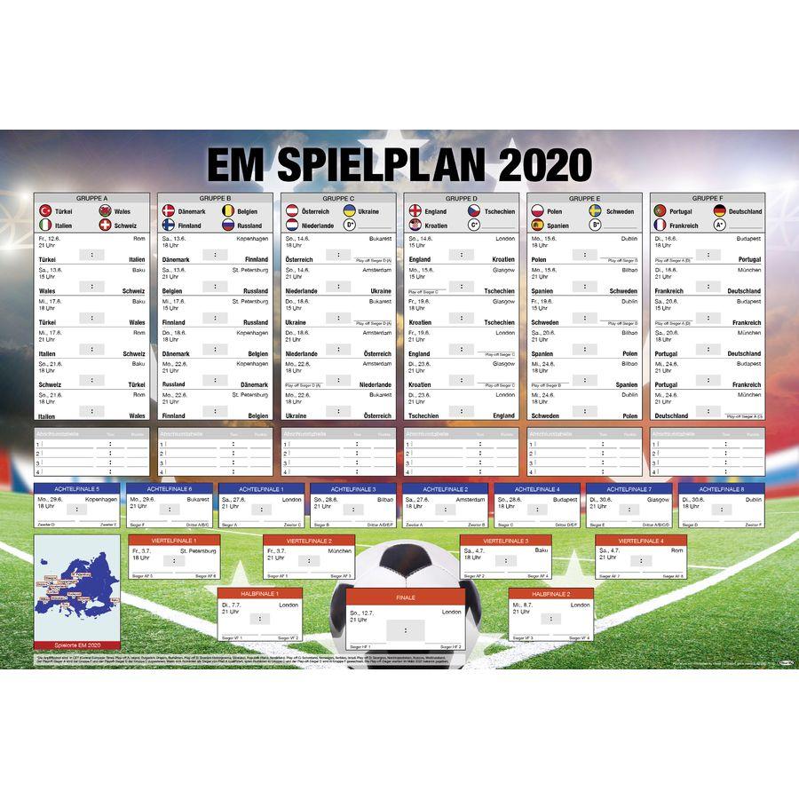 Pdf Spielplan Em 2021