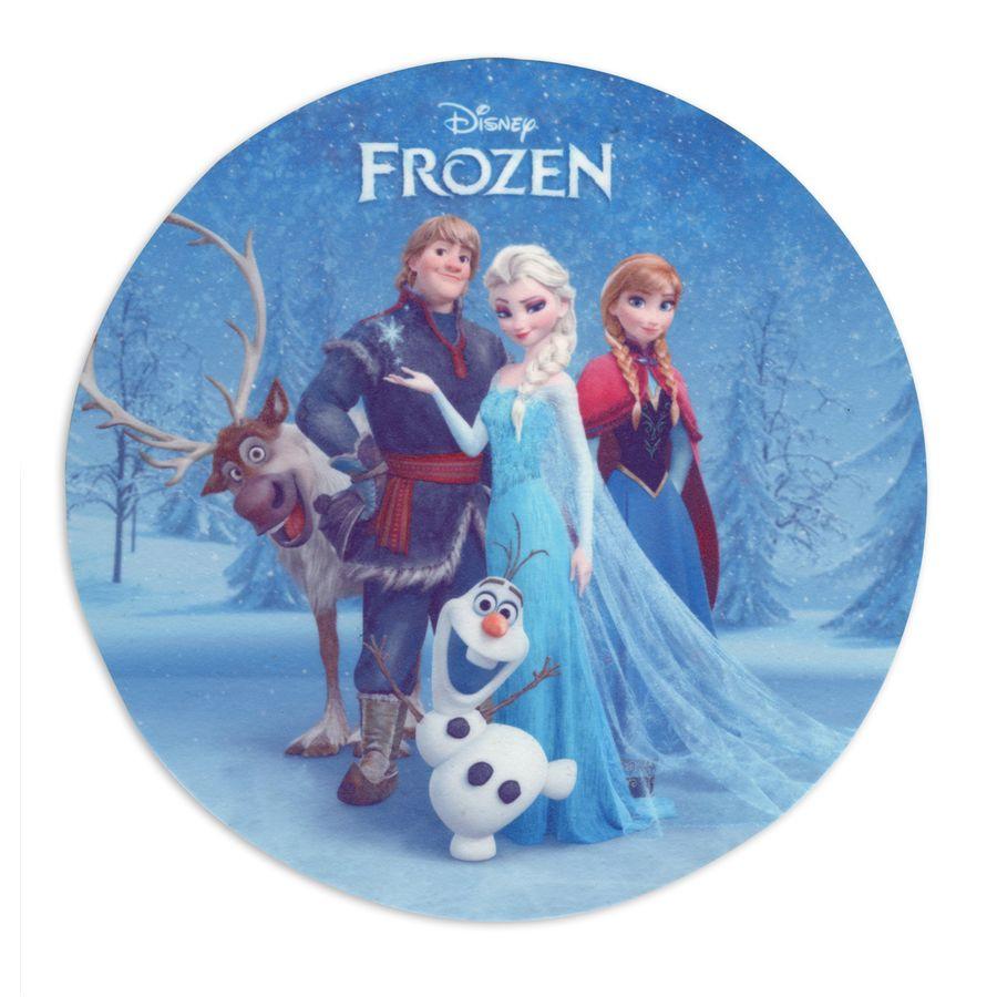 Disney S Frozen Tortenaufleger Tortendeko Zum Geburtstag Close Up