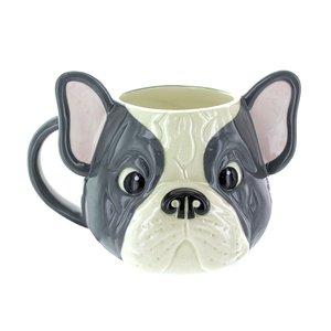Frenchie Plüsch Hausschuhe Französische Bulldogge Fanartikel Jetzt