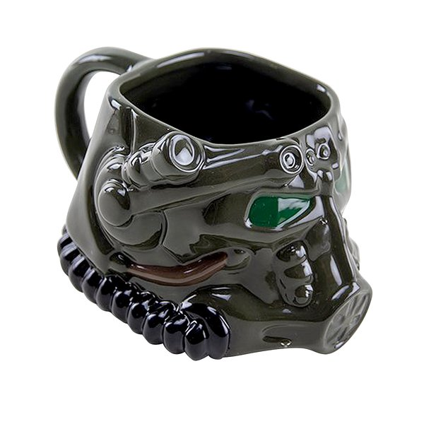 Fallout Tasse 3D Power Armor