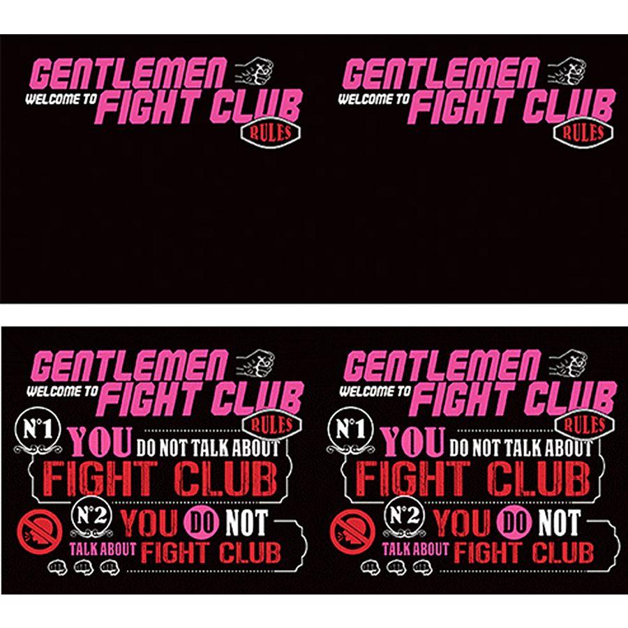 Fight Club Regeln