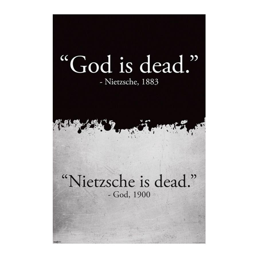 God Is Dead Gott Ist Tot